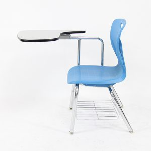 Newest Design School Chair with Writing Pad