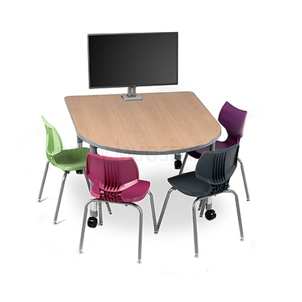 School Table ST037(PU-Edge)