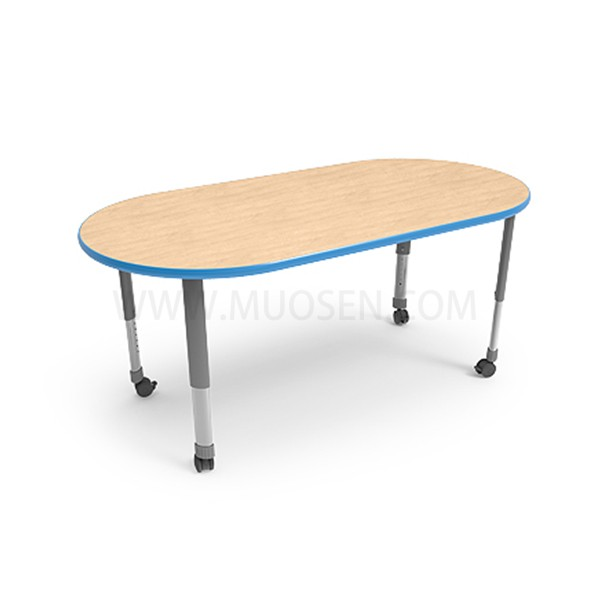 School Table ST038(PU-Edge)