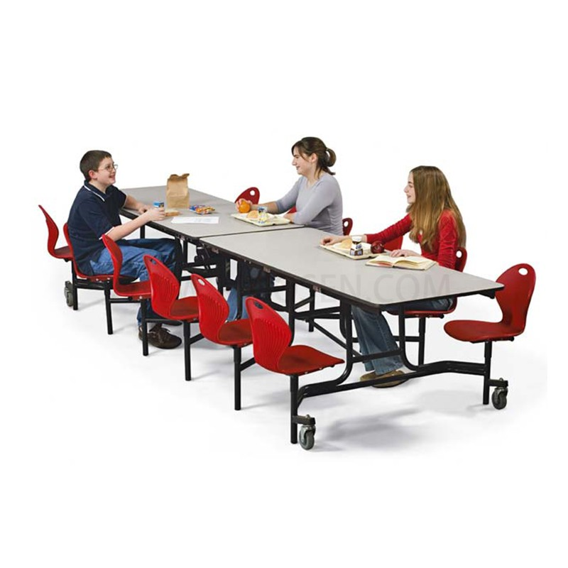 Cafeteria Table MTS080-12 Seats