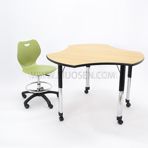 School Table ST011-2(PU-Edge)