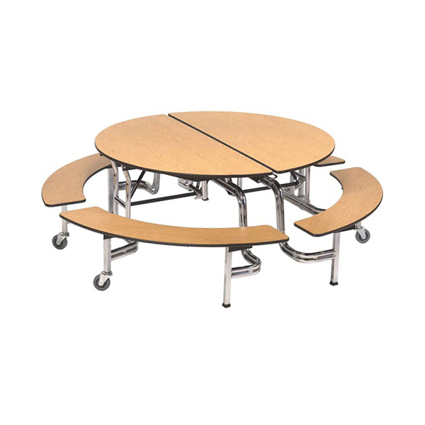 Cafeteria Table MTS060-8 Seats